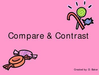 How to write a thesis for a compare and contrast essay - Quora
